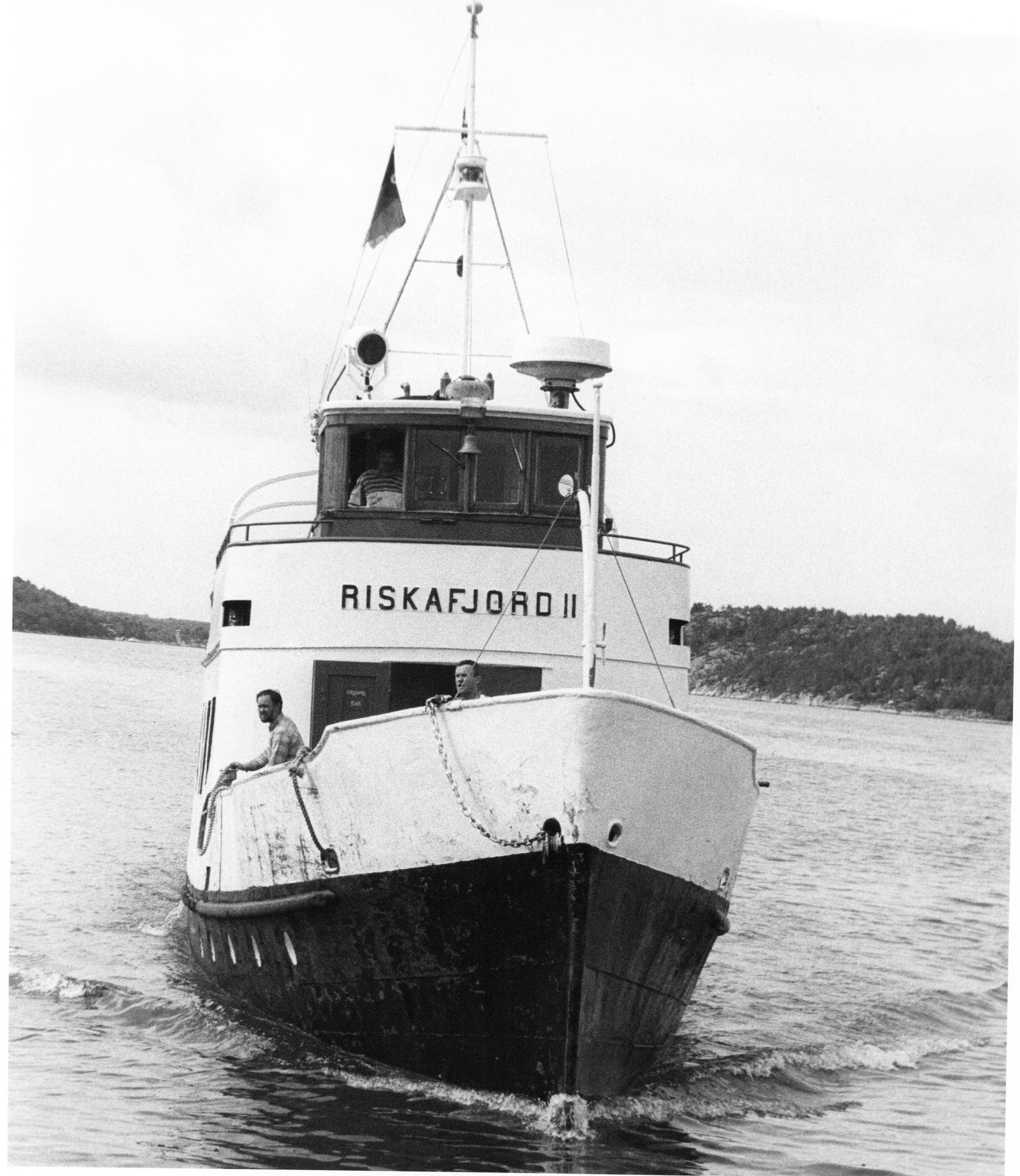 Hurtigbåt stavanger hommersåk
